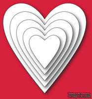 Нож для вырубки от Memory Box - Have a Heart