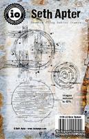 Резиновый штамп от Impression Obsession - Solar System