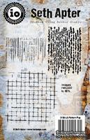 Резиновый штамп от Impression Obsession - Pattern Play