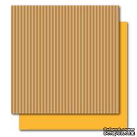 Двусторонний лист картона от American Crafts - Dolores, Botanique, 30x30 см, 1 шт.