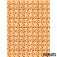 Папка для тиснения от Cuttlebug - Houndtooth-Cuttlebug Emb Folder