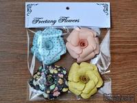Набор цветов Freetany Flowers – Макаруны