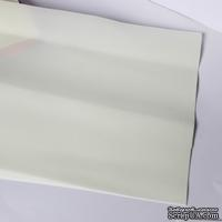 Лист фоамирана (пористой резины), А4 -20х30 (17х25) см, цвет: шампань