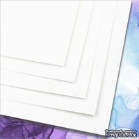 Синтетическая бумага YUPO для алкогольных чернил, 46х32 cм, 234 г/м2, белая, 1 лист