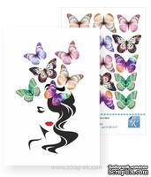Набор №17 для создания 3D-открытки от Евгения Курдибановская ТМ, 15х20см