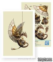 Набор №18 для создания 3D-открытки от Евгения Курдибановская ТМ, 15х20см