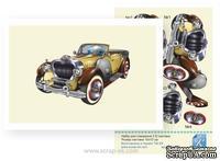 Набор №20 для создания 3D-открытки от Евгения Курдибановская ТМ, 15х20см