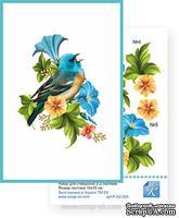 Набор №24 для создания 3D-открытки от Евгения Курдибановская ТМ, 15х20см