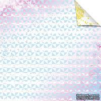 Лист бумаги для скрапбукинга от Lemon Owl - Plans for Today, Dream, 30x30