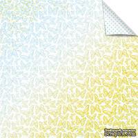 Лист бумаги для скрапбукинга от Lemon Owl - Plans for Today, Explore More, 30x30