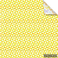 Лист бумаги для скрапбукинга от Lemon Owl - Plans for Today, Bake Something, 30x30