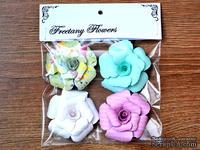 Набор цветов Freetany Flowers – Весенний микс