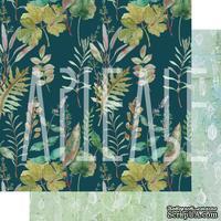 Лист скрапбумаги от Артелье - PHOTOсинтез - Гербарий воспоминаний, 30x30см