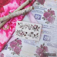 Чипборд Веточки цветочные от WOODchic, 8см