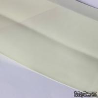 Лист фоамирана (пористой резины), А4 -20х30 (17х25) см, цвет: ванильный