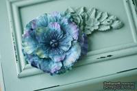 ЦЕНА СНИЖЕНА! Тканевые цветочки  от Prima -  Fabric flowers, 2 шт.