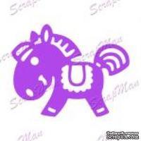 Нож для вырубки от ScrapMan - Little Pony (Маленькая лошадка)