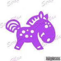 Нож для вырубки  от ScrapMan - Little Pony-2 (Маленькая лошадка-2