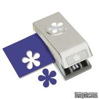 Фигурный дырокол EK Tools - Retro Flower Medium Punch