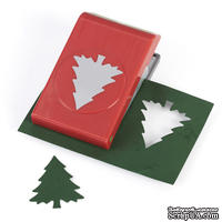 Фигурный дырокол EK Tools - Christmas Tree Large Punch