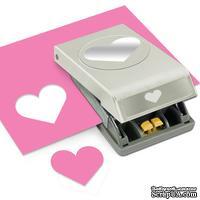 Фигурный дырокол EK Tools - Classic Heart Large Punch