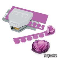 Дырокол-лепестки: Dimensional Gardenia Flower Punch от EK Tools