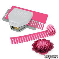 Дырокол-лепестки: Dimensional Fringe Flower Punch от EK Tools
