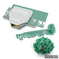 Дырокол-лепестки для создания объемных цветов: Dimensional Paradise Flower Punch от EK Tools