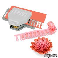 Дырокол-лепестки: Dimensional Lily Flower Punch от EK Tools