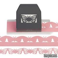 Бордюрный дырокол EK Tools - Striped Butterfly 2-in-1 Edger Punch