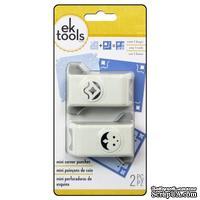 Набор угловых дыроколов EK Tools - Majestic Mini Corner Set, 2 штуки