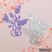 Лезвие Tonic Studios - Butterfly Die 3 – Rosea - ScrapUA.com