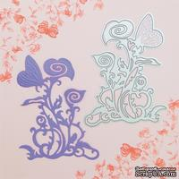 ЦЕНА СНИЖЕНА! Лезвие Tonic Studios - Butterfly Die 5 – Carmenta
