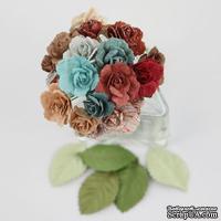 Набор цветов Prima - Charme Rose En Francais