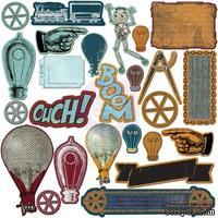 ЦЕНА СНИЖЕНА! Наклейки Prima - Stickers Craftsman