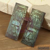 ЦЕНА СНИЖЕНА! Деревянные украшения Prima - Двери  - Wood Door №2, 2 шт.
