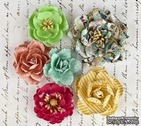 ЦЕНА СНИЖЕНА! Набор цветов Prima - Divine Roses