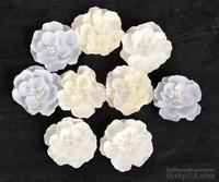 Набор объемных цветов Prima -  Frost - Snow Drop Roses