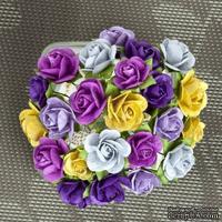 Набор объемных цветов Prima -  Mini Sachet - Pansy
