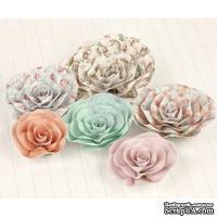 ЦЕНА СНИЖЕНА! Набор цветов Prima - Delight Flowers