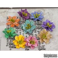 Набор объемных цветов Prima -  Lucido-Spring Mix Flower