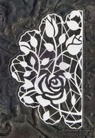ЦЕНА СНИЖЕНА! Наклейки от  Prima - Lace Sticker- Doily #6