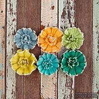 ЦЕНА СНИЖЕНА! Набор цветов Prima - Free Spirit Flower - Funky