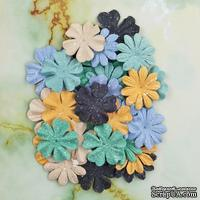 Набор цветов Prima - Seashore - Mermaid