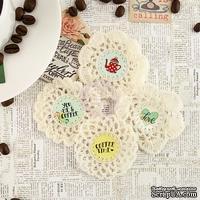 ЦЕНА СНИЖЕНА! Вязаные украшения Prima - Crochet Icons - Coffee Break