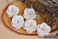 Набор от WOODchic - Бумажные цветы 057 от WOODchic