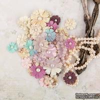 Набор цветов Prima - Chenille - Butterfly flowers