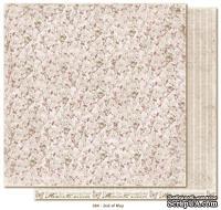 Двусторонний лист бумаги для скрапбукинга от Maja Design - Vintage Spring Basics - 2nd of May, 30x30 см