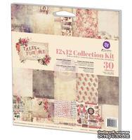 Набор бумаги и декора от Prima - Tales Of You & Me Collection Kit, 30,4x30,4 см, 27 л