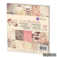 Набор бумаги декора от Prima - Tales Of You & Me Collection Kit, 15,24x15,24 см, 39 л